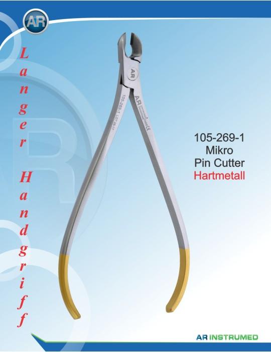 Mikro Pin Cutter Tungstenkarbideinsätze, Hartmetall